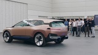 The BMW Vision iNEXT – Creating A Space That Never Existed Before.