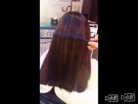 Women Hair Brunei 2017 by Felicia 欣宁 (Hair Relaxing )product is Paimore