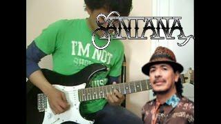 Jingo (Guitar Cover) | Carlos Santana