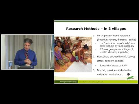 Aaron J. M. Russell - impacts of forest commons and agro-forestry concessions