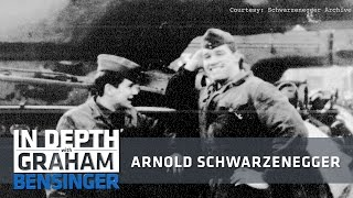 Arnold Schwarzenegger: My army tank mistake