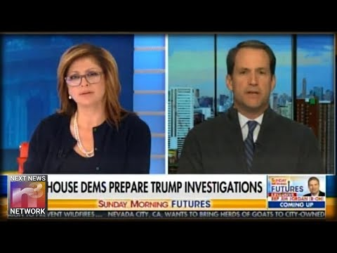 WOW! Maria Bartiromo GOES OFF! DESTROYS Liberal Democrat Rep. Jim Himes on Fake Russian Collusion