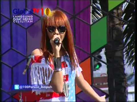 ALEXA KEY Live At 100% Ampuh (12-09-2012) Courtesy GLOBAL TV