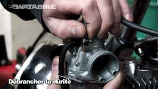 Vidéo de Watabike - WATA WORKSHOP 5 - Réglages Carburateur.mp4
