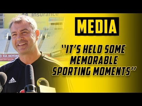 MEDIA | Mark Rudan on Eden Park