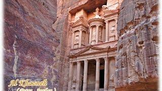 ヨルダン1 世界遺産ペトラ遺跡