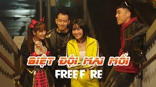 [Official] BIỆT ĐỘI MAI MỐI: Hướng Dẫn Cưa Con Gái Chơi Free Fire | POM x MINH NGHI x AN JAPAN