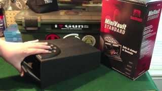 Gun Vault (Mini Vault Standard) Personal Safe!