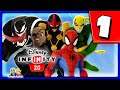 Download Disney Infinity 2.0 Spider-Man Walkthrough Part 1 (Ultimate Spider Friends) Spiderman Play Set MP3 song and Music Video