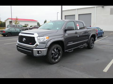 2015 Toyota Tundra SR5 XSP-X Crewmax Full Tour & Start-up ...