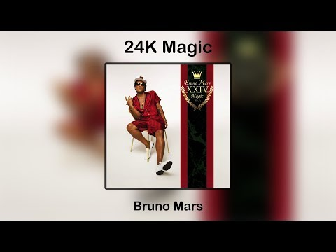 24K Magic - Bruno Mars (Full Album) [For Download]