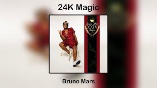 24K Magic - Bruno Mars (Full Album) [For Download]