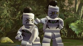 LEGO Marvel's Avengers - White Tiger Unlock + Free Roam (Character Showcase)
