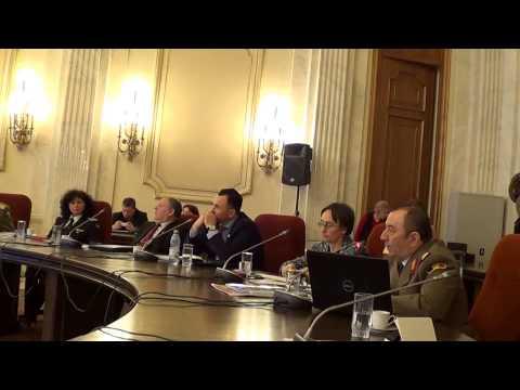 """Dezbaterea publica privind proiectul: """"Legea pensiilor militare de stat"""""""