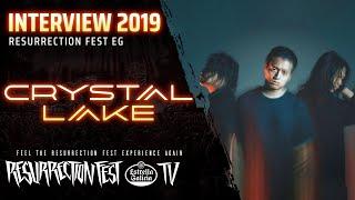 Resurrection Fest EG 2019 - Interview with Ryo Kinoshita (Crystal Lake)