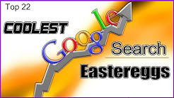 Top 22 Coolest Google Search Eastereggs