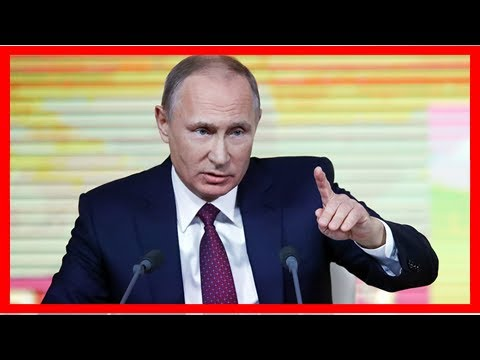 Putin: Russian accusations colluded with trump the political damage the United States - HOT NEWS TNC