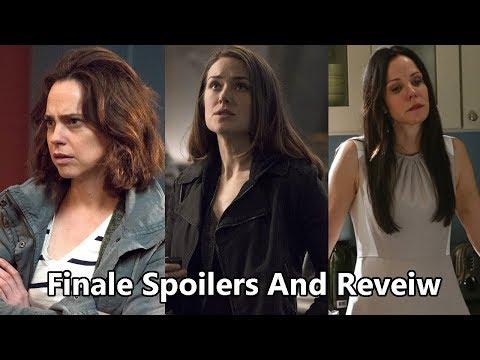 The Blacklist Season 5 Finale Spoilers And Reveiw