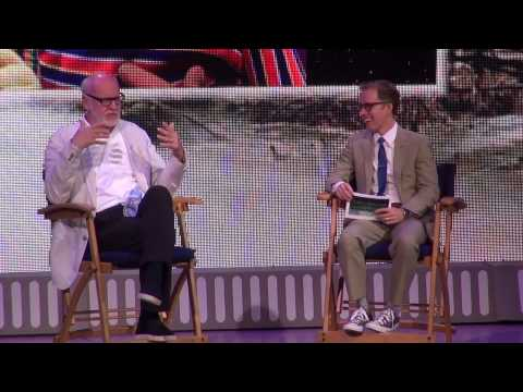 A Conversation with Frank Oz