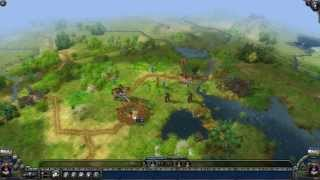 Fantasy Wars gameplay HD