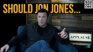 Should Jon Jones be cut from the UFC?