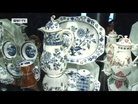 Meissen Porcelain celebrates its 300th anniversary | euromaxx