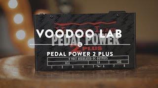 Voodoo Lab Pedal Power 2 Plus | Reverb Demo Video