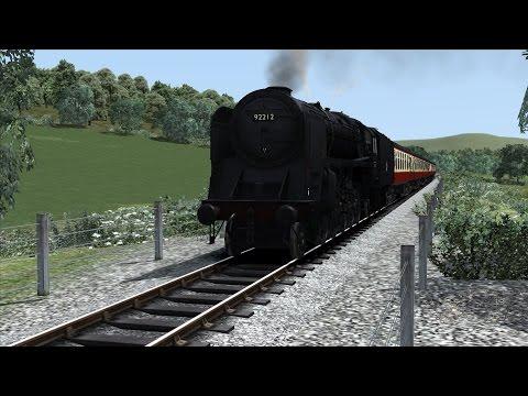 Steam Sounds Supreme BR Class 9F Sound Pack |