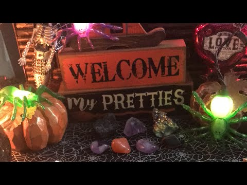 🎃✨LIVE✨🎃 CARDS AND CHAT👻🎃 Happy October 👻🎃✨