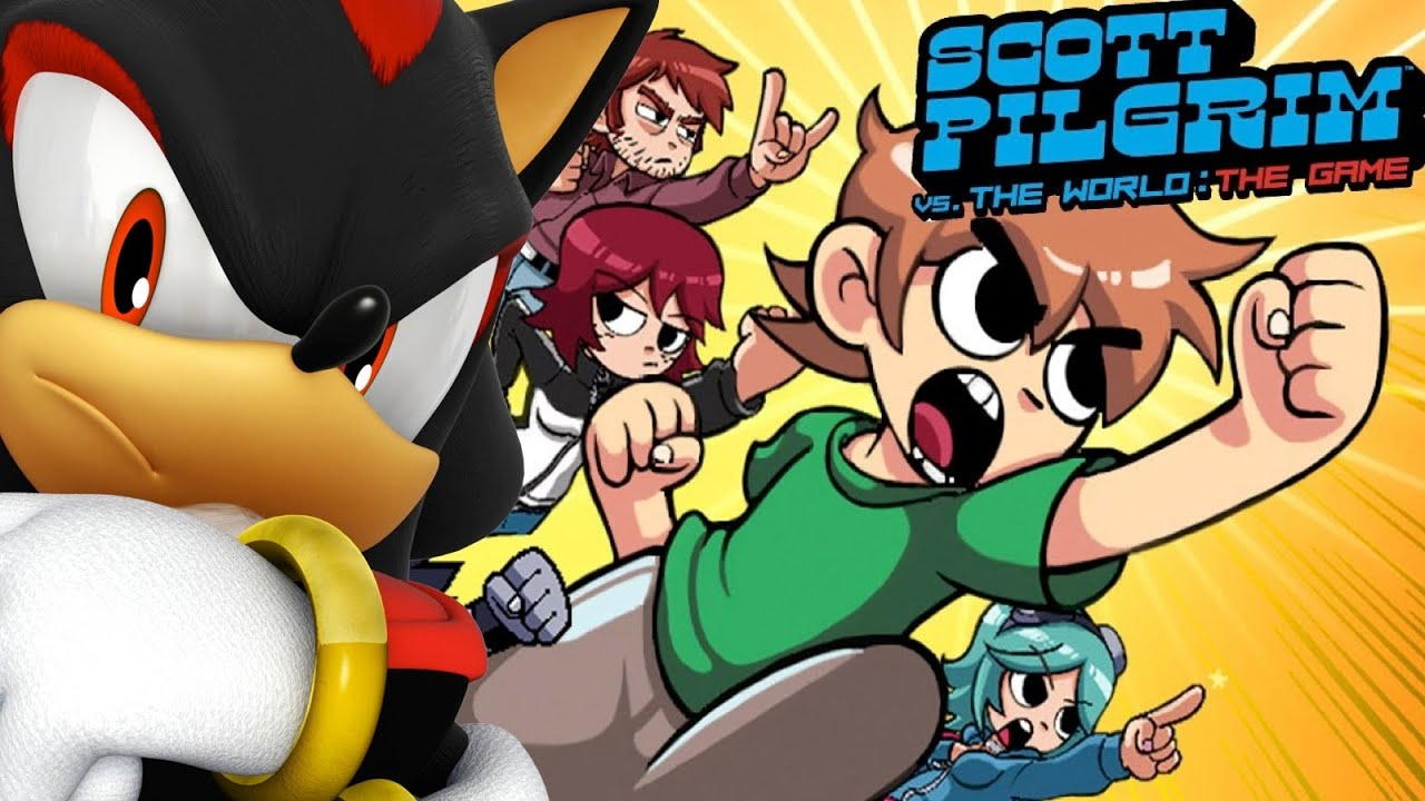 Scott Pilgrim Vs The World The Game Part 4 Transit Youtube