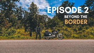 Entering KARNATAKA via Brahmagiri Ghat Roads- Kannur to Bangalore | EP 2 #BeyondTheBorder