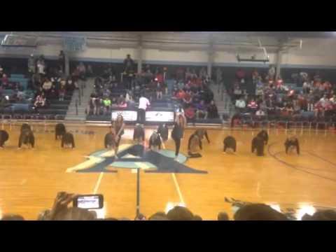Airline High School Blue Angels Danceline