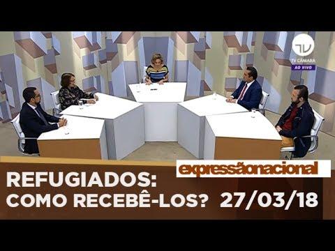 Expressão Nacional | Refugiados: como recebê-los?