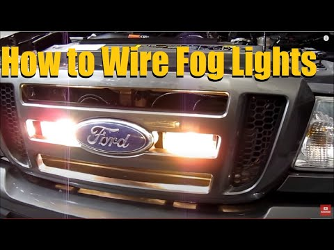 how to wire fog lights driving lights 2006 ford ranger how to wire fog lights driving lights 2006 ford ranger