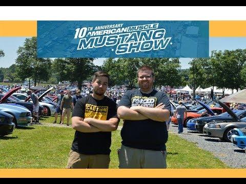 2018 10th Annual American Muscle Car Show!  #AM2018