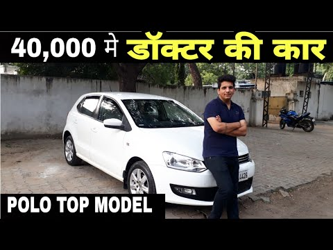 VOLKSWAGEN POLO NEW SHAPE FOR SALE   FULL REVIEW IN HINDI   Finance Available in DELHI, NCR