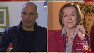Yanis Varoufakis sul reddito di cittadinanza: 'Il diavolo sta nei dettagli'