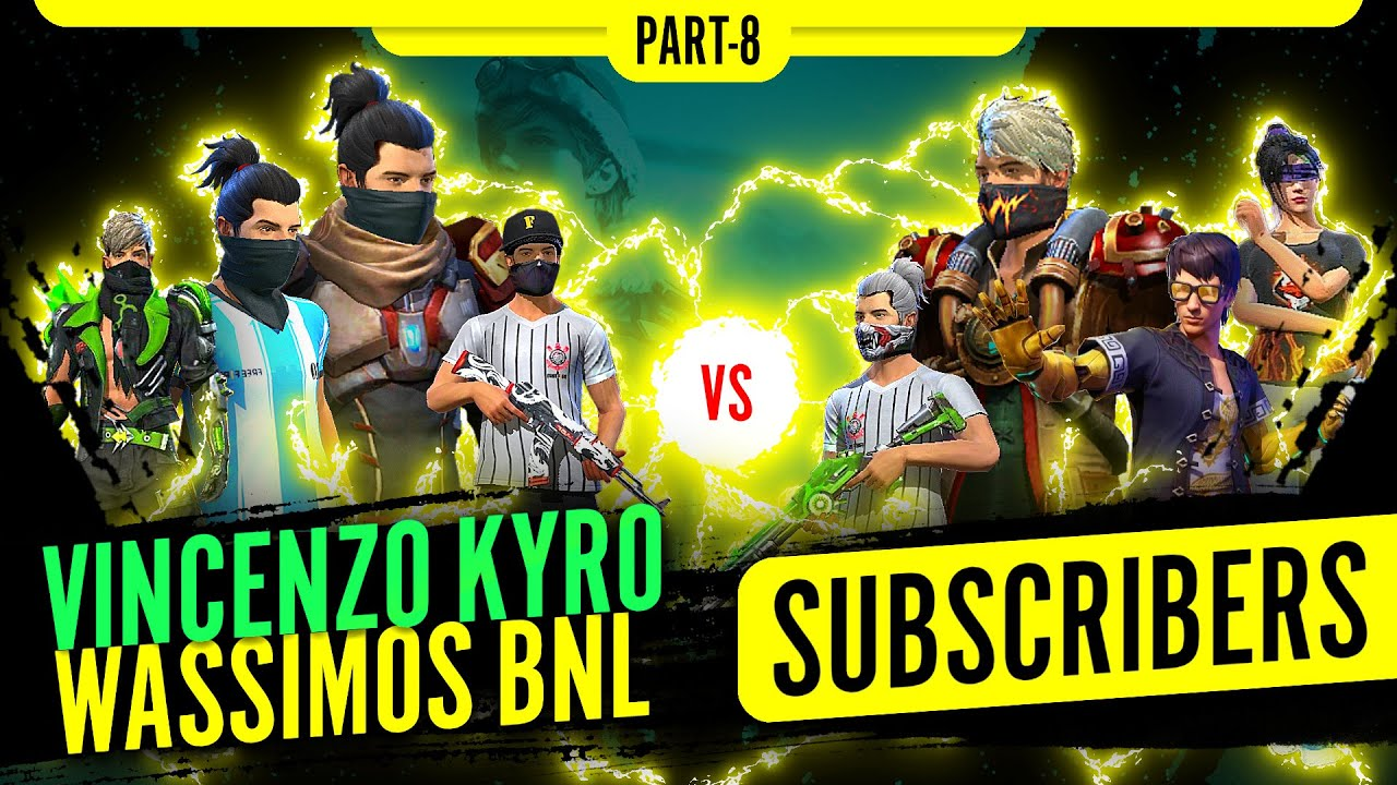 Vincenzo, BNL, Wassimos Vs Subscribers part-8 || Let's see who will win ? - Nonstop Gaming