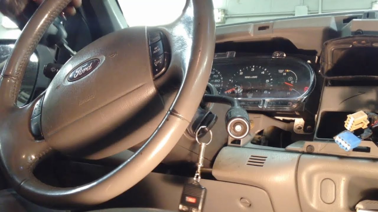 ford superduty instrument cluster issues youtube