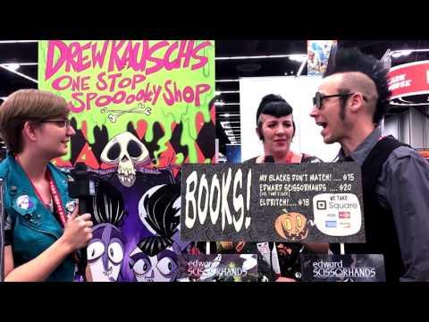 Rose City Comic Con 2016: My Blacks Don't Match!