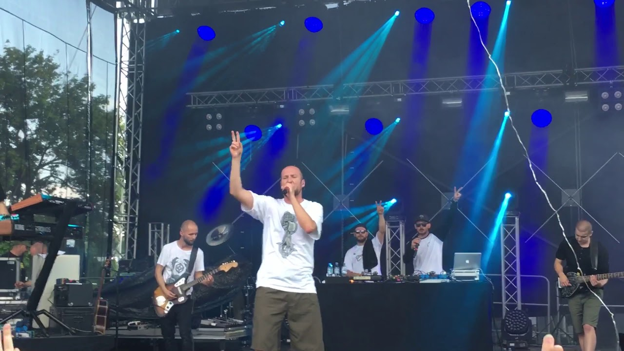Grubson - Naprawimy To - LIVE @Łask 2.06.2019