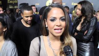 Christina Milian Talks About Lil Wayne & Baby Beef