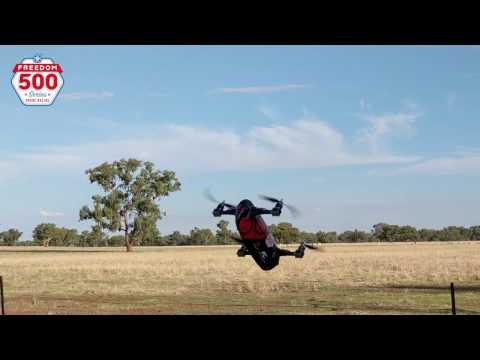 FAI and Freedom Drones Sports