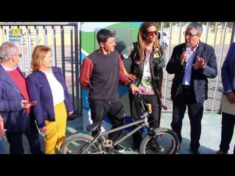 """Inauguración del Skatepark """"Ignacio Echeverría"""""""