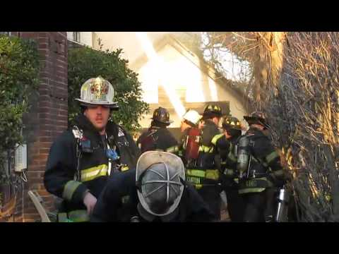 West Hempstead House Fire(Spruce St) Part 1-7