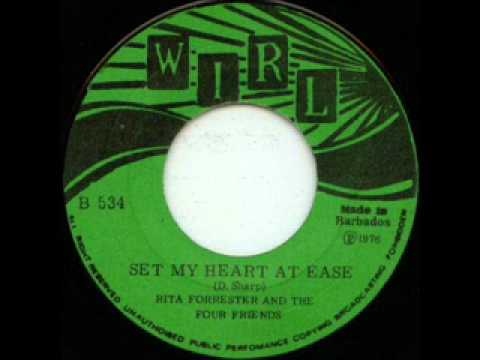 rita forrester- set my heart at ease