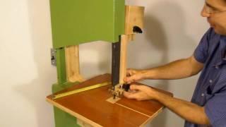 Homemade Bandsaw 2