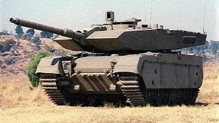 South African Tanks 1938 to Present ( Suid-Afrikaanse tenks 1938 tot hede )