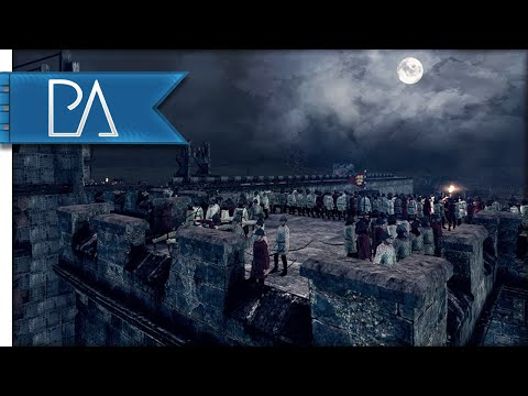 SIEGE OF HARFLEUR - Medieval Kingdoms Total War 1212 AD Gameplay