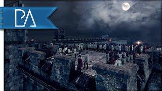 SIEGE OF HARFLEUR - Medieval Kingdoms Total War 1212 AD Gameplay